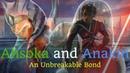 Anakin and Ahsoka's Unbreakable Bond