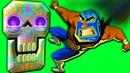 3 Мультик игра про приключения Мексиканского ГЕРОЯ от ДядяМаксима в игре Guacamelee! 2
