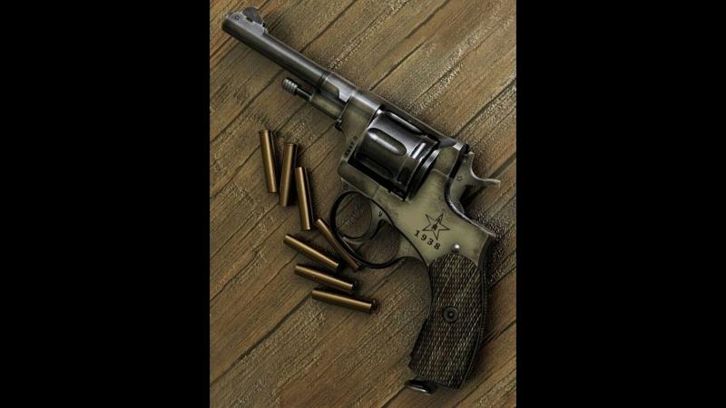 Д_ф «Оружие Победы» - Револьвер Нагана и пистолет ТТ.