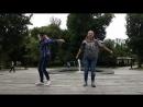 Kiev dance revolution