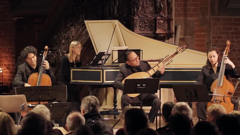 Marin Marais - Pieces en Trio pour les Flutes, Violon, Dessus de Viole Basse-Continue - Bremer Barockorchester