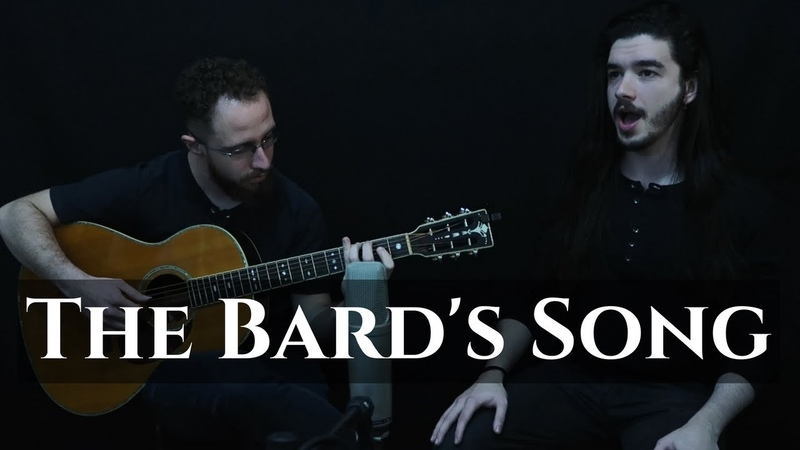 The Bards Song - BLIND GUARDIAN cover (SPYGLASS INN project)