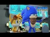 Sonic Boom/Соник Бум - 2 сезон - 23 серия - Загадочные гости - Часть 3