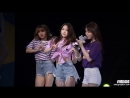 · Fancam · 180616 · OH MY GIRL Jiho focus Secret Garden · Sudden Attack With Oh My Girl Fanmeeting ·