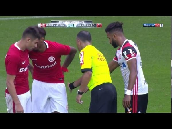 Vitinho vs Flamengo HD 1080i 16102016