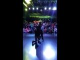 Daniil Gainov &amp Almira Baygildina Bachata JJ Profi Final