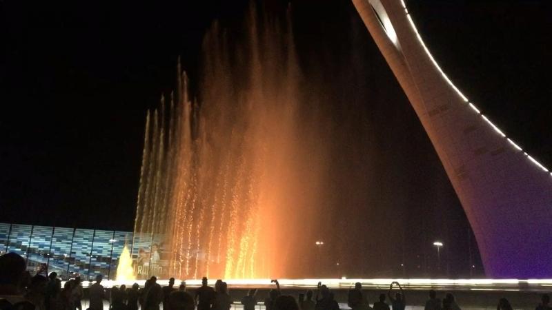 Олимпийский парк, 16-08-2018