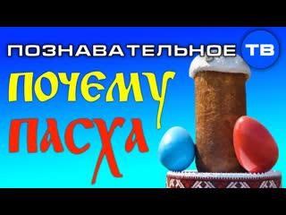 Почему называется ПАСХА и зачем КУЛИЧ с ЯЙЦАМИ (Познавательное ТВ, Артём Войтенков)