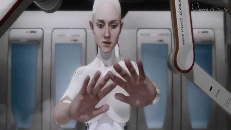 Проект Кара / Project KARA мультфильм Quantic Dream русские субтитры