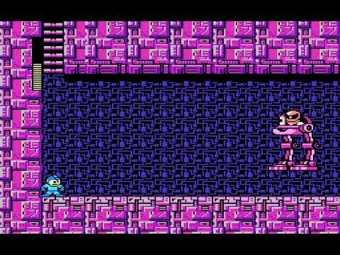 Megaman 2 NES Let`s play 12