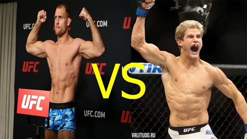 Зак Отто vs Сейдж Норткатт на турнире UFC Fight Night 133 новости мма и ufc