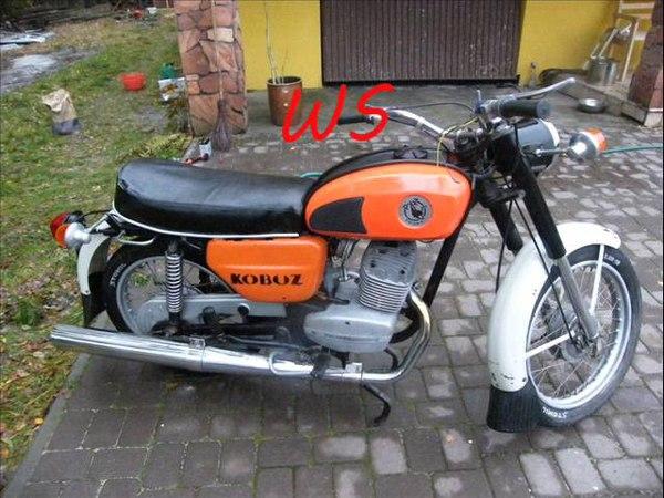 Polskie motocykle i motorowery XX wieku 1 (Romet,WFM,WSK,Sokół,)