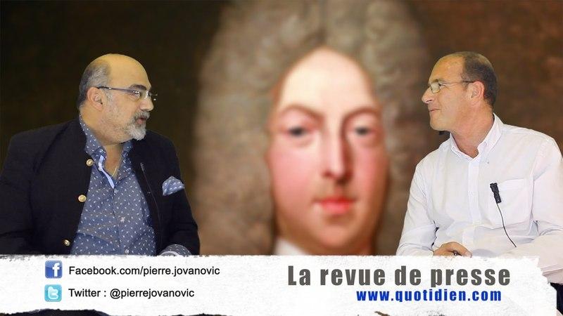 P. Jovanovic - E. Chouard La revue de presse (mars 2015)