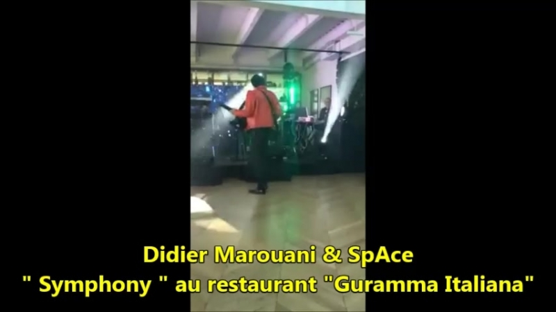 Didier Marouani SpAce