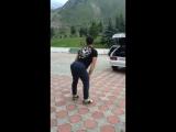 Брачный танец осетина
