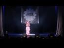 Usagi Hayashi (Москва) - Aimer - Brave Shine (караоке от жюри) - J-Rock Конвент 2018