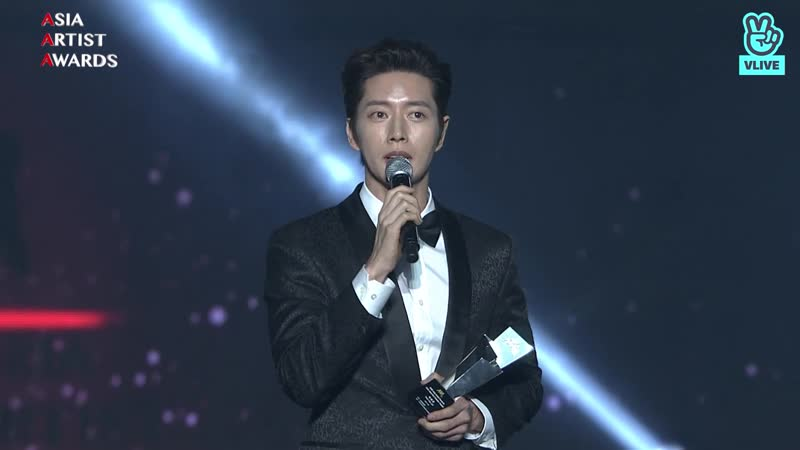 181128 Eco Creator Award (아시아 에코 크리에이터) - Park Hae Jin (박해진)