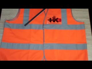 Светоотражающий жилет по ГОСТ. есть ли штраф нужен ли шлем.mp4