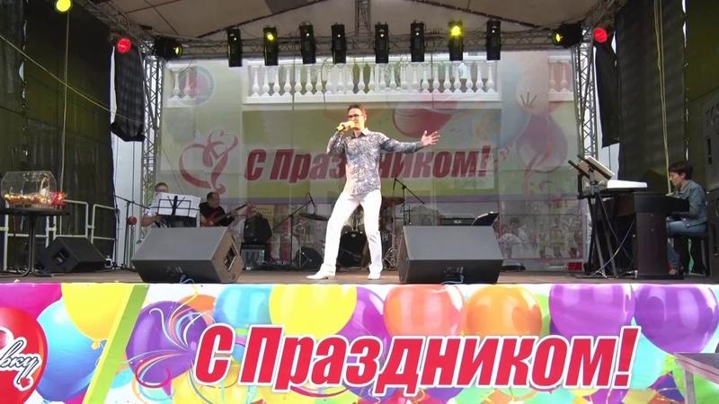 2016.08.13. Виктор Одарин-Резников и группа Апрель-Парк. Песня извозчика.