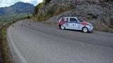 GIANLUCA FIORELLA FIAT UNO TURBO MARTINI RACING SLALOM AUSONIA 2016
