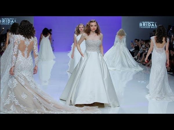 Maggie Sottero Bridal 2019 Barcelona Bridal Fashion Week 2018