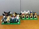 ОБЗОР ВСЕЙ МОЕЙ КОЛЛЕКЦИИ МИНИФИГУРОК ЛЕГО ЧИМА / ALL MY LEGO CHIMA MINIFIGURES REVIEW