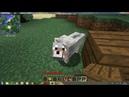 Minecraft №1 Выживание с модами дом милый дом