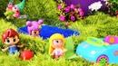 Die Welt der Pinypons Picknick am See Kindervideo auf Deutsch