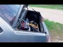 Газовые упоры от 2108 на багажник ваз 2115