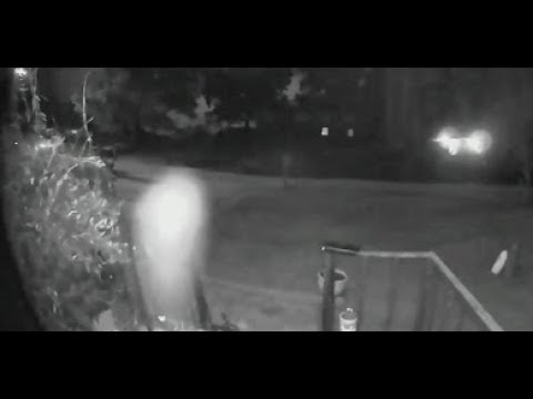 Spirit Being Caught On RING Security Camera. Forest Park, Georgia. May 24, 2018
