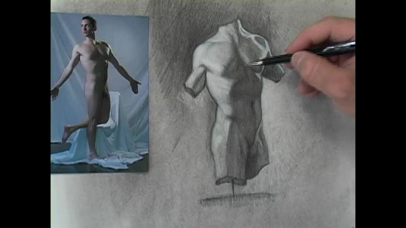 Matthew Archambault - Drawing Tutorials Online - Charcoal_12