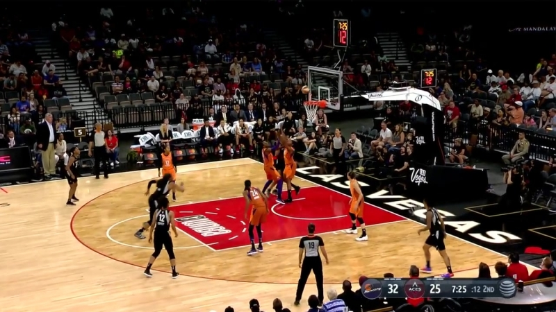 Game Highlights | Las Vegas Aces vs Phoenix Mercury | 17.06.2018