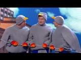 Воробьи и аист - Гиря от ума - Уральские Пельмени (2018)