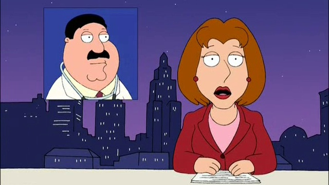Family Guy | Гриффины (5 Сезон, 1 Серия) - Стьюи любит Лоис (Filiza Studio)