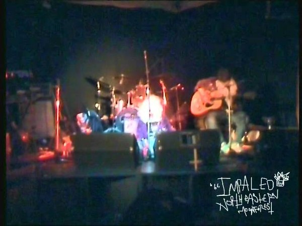 Impaled Northeastern Moonforest - Live in Newcastle