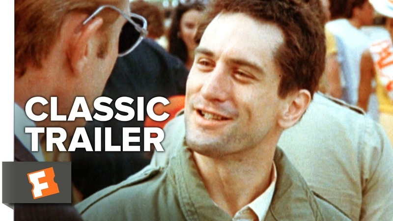 Taxi Driver 1976 Trailer 1 Movieclips Classic Trailers