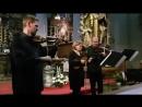 Концерт в Пражском католическом храме