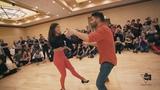 Marco &amp Sara Bachata Caricias by Xtreme Seattle Salsa Congress 2018