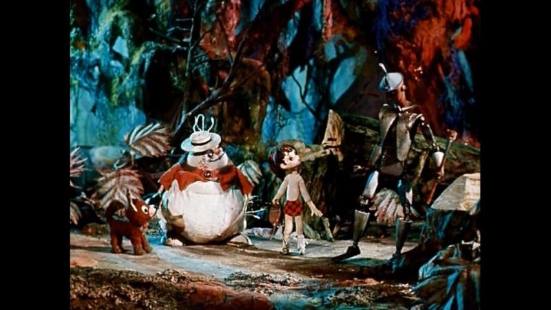 Волшебник Изумрудного города 1. Элли в волшебной стране 1973
