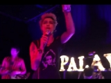 Palaye Royale show on YouTube Space