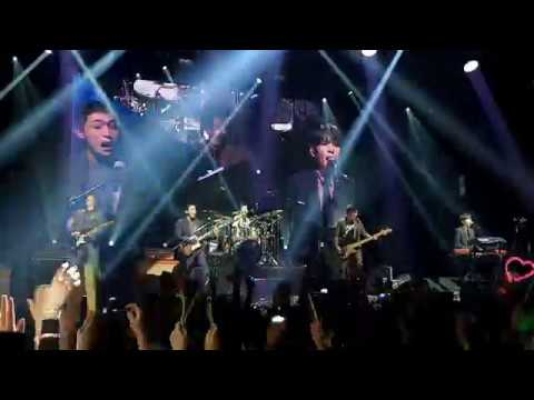 18.01.19 DAY6 In Moscow Warning, Dance Dance, I wait, I Need Somebody (флешмоб), Be Lazy||Tour Youth