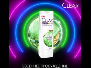 Весеннее пробуждение с  clear phytotechnology