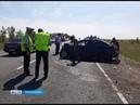 Четыре человека погибли на месте в ДТП в Соль Илецком районе