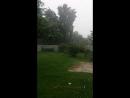 Дождь пришел быстро и уверенно