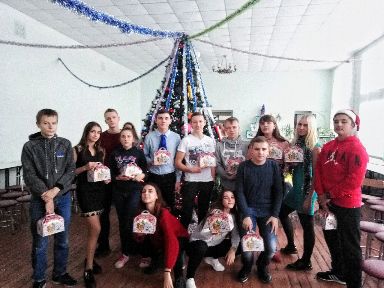 Подарки от Главы Донецкой Народной Республики