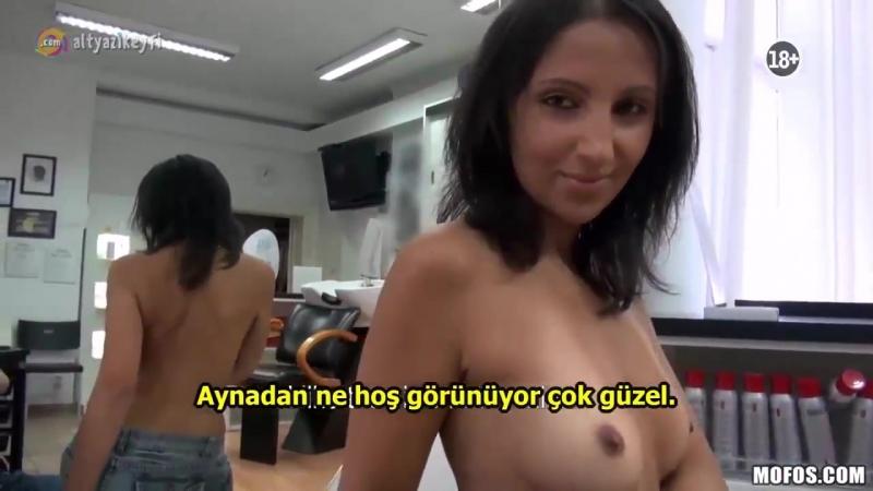 Mofos Kuaför Samante Yollu oluyor türkçe altyazılı