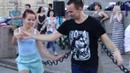 Хастл с Сергеем Скачком на Стрелке В.О. 14.07.18 г.