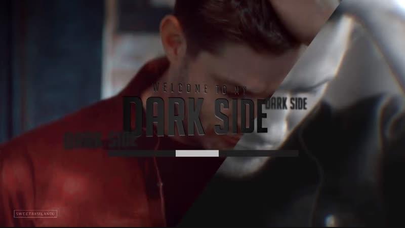 Sam x Dean Welcome to my darknes