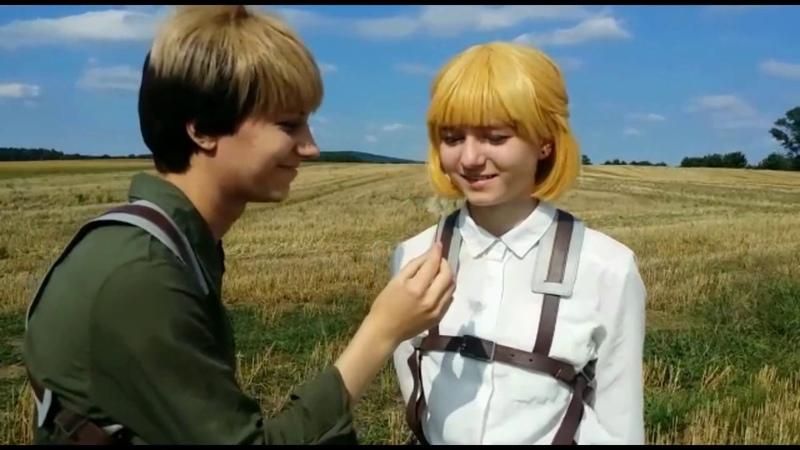 Jean x Armin CMV A thousand years