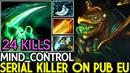 Mind_ControL [Necrophos] Serial Killer on Pub EU 7.18 Dota 2